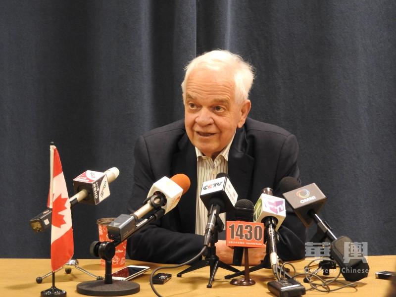 加拿大驻华大使麦家廉:中加自由贸易协定第二轮谈判将在7月开始