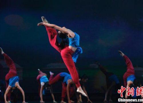 """多伦多华星艺术团""""夏夜舞动民族风""""晚会精彩上演"""