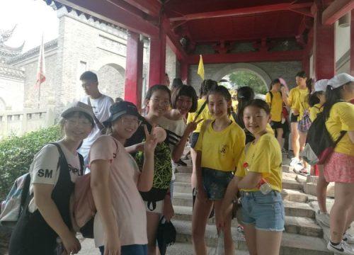 """""""中国寻根之旅""""夏令营镇江营Day8——北固怀古"""