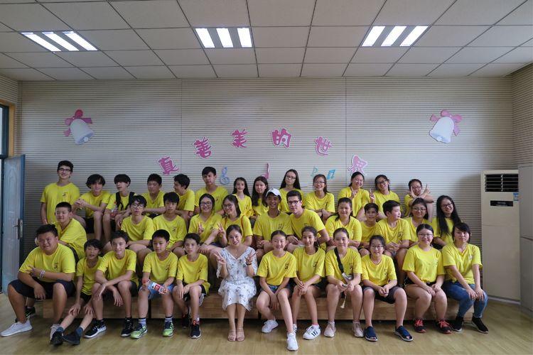 """多伦多华助中心""""中国寻根之旅""""夏令营镇江营Day5——好一朵美丽的茉莉花"""